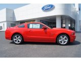 2013 Race Red Ford Mustang GT Coupe #63038288