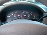 2003 Ford Explorer Limited AWD Gauges