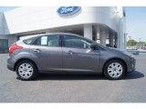 2012 Sterling Grey Metallic Ford Focus SE 5-Door #63038284