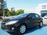 2012 Black Ford Focus SE Sedan #63038231