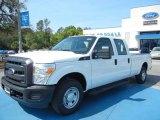 2012 Oxford White Ford F250 Super Duty XL Crew Cab #63038228