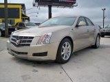 2009 Gold Mist Cadillac CTS 4 AWD Sedan #63038827