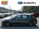 2012 Dark Gray Metallic Subaru Impreza WRX 4 Door #63038216