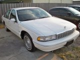 Chevrolet Caprice 1993 Data, Info and Specs