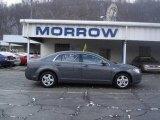 2008 Dark Gray Metallic Chevrolet Malibu LS Sedan #6293162