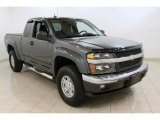2008 Chevrolet Colorado LS Extended Cab 4x4 Data, Info and Specs