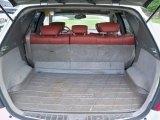 2003 Nissan Murano SL Trunk