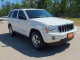 2006 Stone White Jeep Grand Cherokee Limited 4x4 #63038819