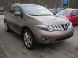2009 Tinted Bronze Metallic Nissan Murano LE AWD #63038202