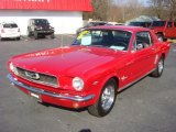 Ford Mustang 1966 Data, Info and Specs