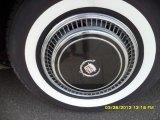 Cadillac Eldorado 1976 Wheels and Tires