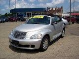 2007 Bright Silver Metallic Chrysler PT Cruiser Convertible #6293341