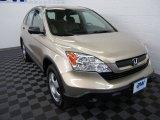 2009 Borrego Beige Metallic Honda CR-V LX 4WD #63038473