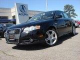 2008 Brilliant Black Audi A4 2.0T Sedan #63038140