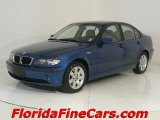 2003 Mystic Blue Metallic BMW 3 Series 325i Sedan #544047