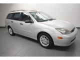 2003 CD Silver Metallic Ford Focus SE Wagon #63038454