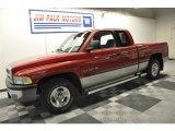 1998 Radiant Fire Pearl Dodge Ram 1500 Laramie SLT Extended Cab #63038717