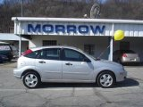 2005 CD Silver Metallic Ford Focus ZX5 SES Hatchback #6293145