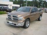 2011 Saddle Brown Pearl Dodge Ram 1500 Big Horn Crew Cab #63038425