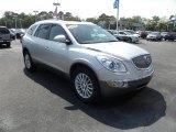 2010 Quicksilver Metallic Buick Enclave CXL #63038405
