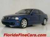 2003 Mystic Blue Metallic BMW 3 Series 325i Coupe #544031