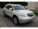 2008 White Diamond Tri Coat Buick Enclave CX #63038637