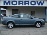 2007 Blue Granite Metallic Chevrolet Cobalt LS Coupe #63100768
