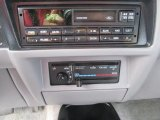 1994 Ford Ranger XLT Extended Cab 4x4 Controls