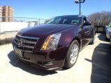 2009 Black Cherry Cadillac CTS 4 AWD Sedan #63101488