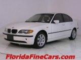 2003 Alpine White BMW 3 Series 325i Sedan #543908
