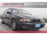2000 Jet Black BMW 5 Series 528i Sedan #63101474