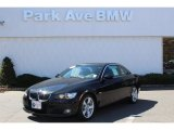 2009 Black Sapphire Metallic BMW 3 Series 328i Convertible #63100714