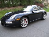 2008 Midnight Blue Metallic Porsche 911 Carrera Coupe #63100709