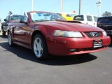 2003 Redfire Metallic Ford Mustang GT Convertible #63101454