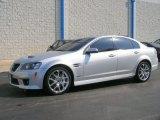 2009 Maverick Silver Metallic Pontiac G8 GXP #63100684