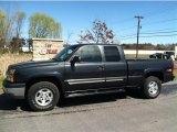2003 Dark Gray Metallic Chevrolet Silverado 1500 LS Extended Cab 4x4 #63101052