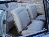 1962 Cadillac Eldorado Interiors