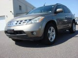 2003 Polished Pewter Metallic Nissan Murano SL AWD #63100567