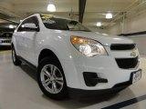 2010 Summit White Chevrolet Equinox LT AWD #63100948