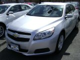 2013 Silver Ice Metallic Chevrolet Malibu ECO #63100521