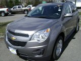 2012 Graystone Metallic Chevrolet Equinox LT #63100517