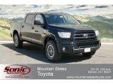 2012 Black Toyota Tundra TRD Rock Warrior CrewMax 4x4 #63100467