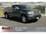 2012 Magnetic Gray Metallic Toyota Tundra Limited Double Cab 4x4 #63100466