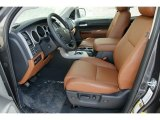 2012 Toyota Tundra Limited Double Cab 4x4 Front Seat