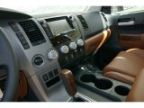 2012 Toyota Tundra Limited Double Cab 4x4 Controls