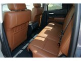 2012 Toyota Tundra Limited Double Cab 4x4 Rear Seat