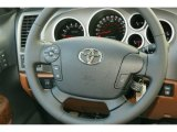 2012 Toyota Tundra Limited Double Cab 4x4 Steering Wheel