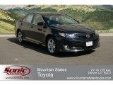 2012 Attitude Black Metallic Toyota Camry SE #63100462