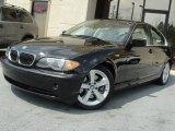 2004 Black Sapphire Metallic BMW 3 Series 330i Sedan #63100925