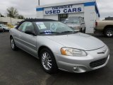 2003 Bright Silver Metallic Chrysler Sebring Limited Convertible #63100436